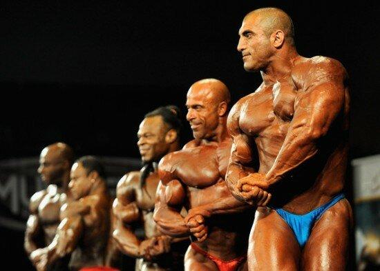 Bodybuilding-550x393 Международные соревнования по бодибилдингу едут в Сент-Олбанс