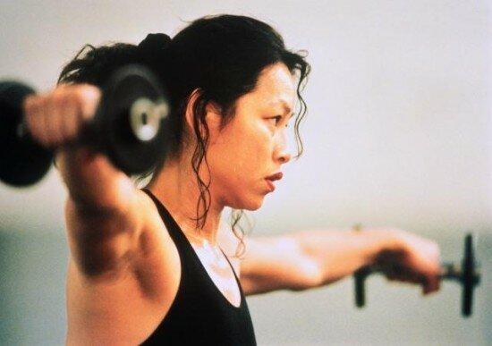 bodybuilding-550x387 Исследование: легкие грузы - залог успеха?