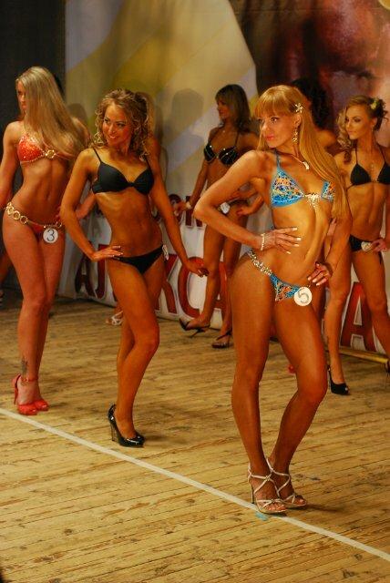 Фитнесс бикини вишневского