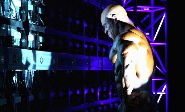кадр из фильма Generation Iron